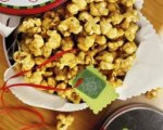 Five-Spice Caramel Corn 